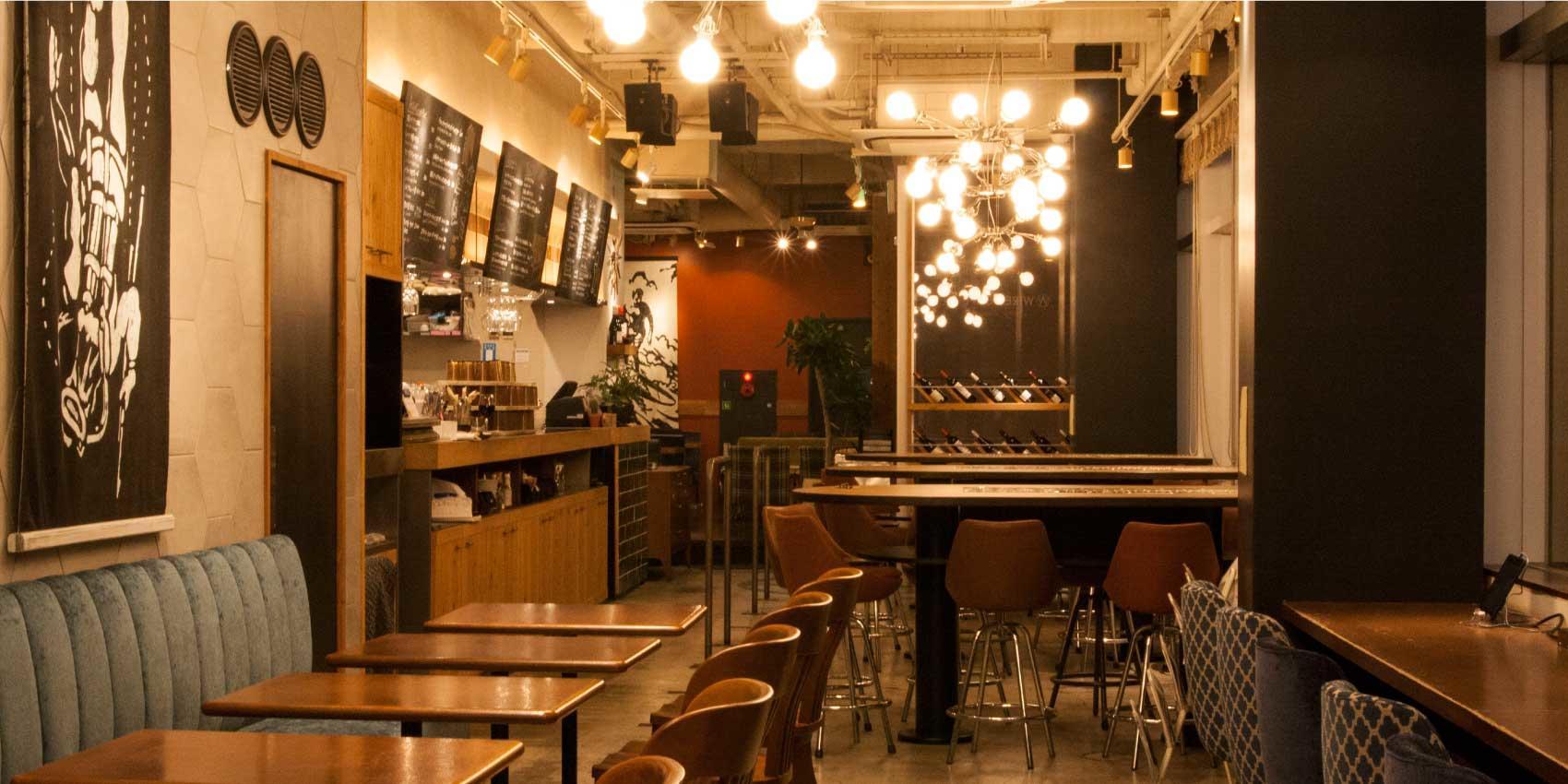 画像:WIRED CAFE