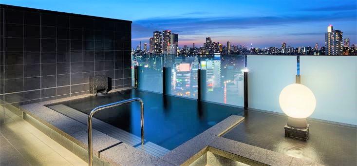 画像:五反田で非日常を体感したいなら、三井ガーデンホテル五反田