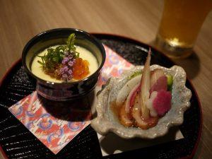 和モダンを基調とした、五反田の個室居酒屋「桜花」