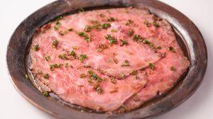 五反田の肉料理×日本酒は「それがし」
