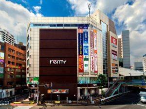 五反田駅直結の便利な商業施設「レミィ五反田」